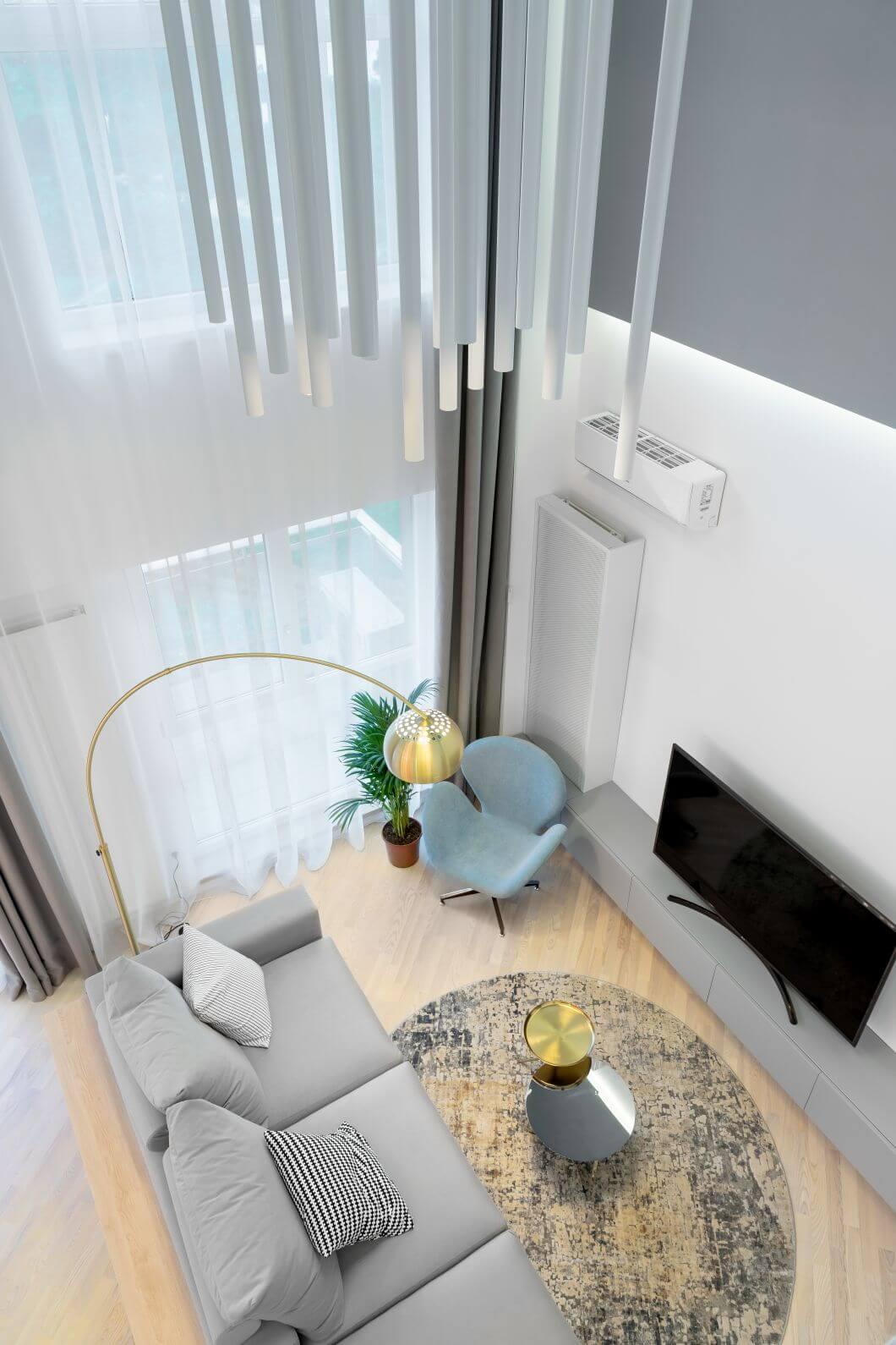 Amenajare Duplex - Studio 2.1 Living