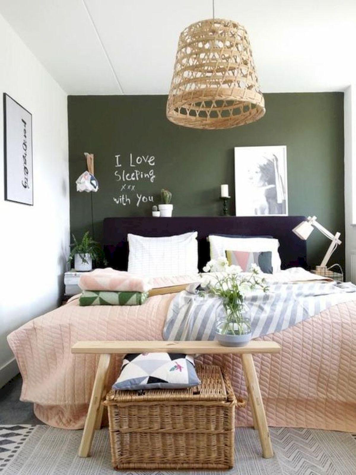 cum alegi mobila penru un dormitor mic perete