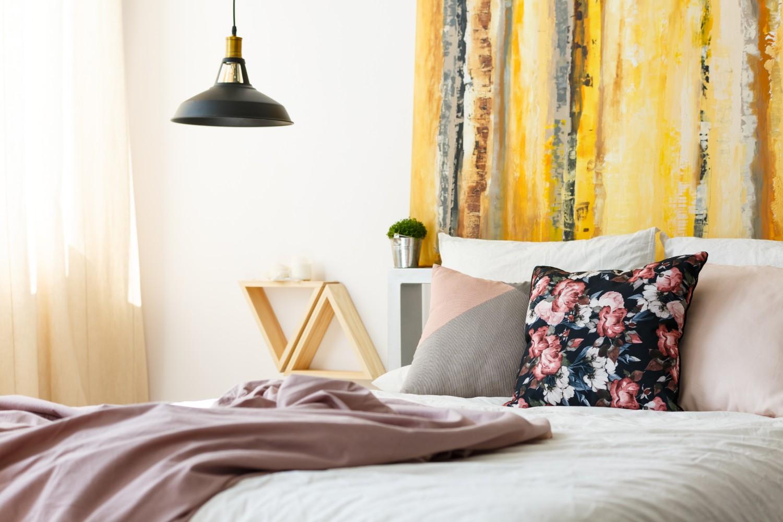 dormitor plictisitor perete accent