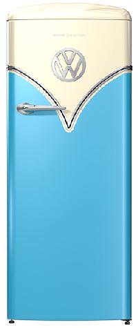 frigidere performante gorenje retro albastru