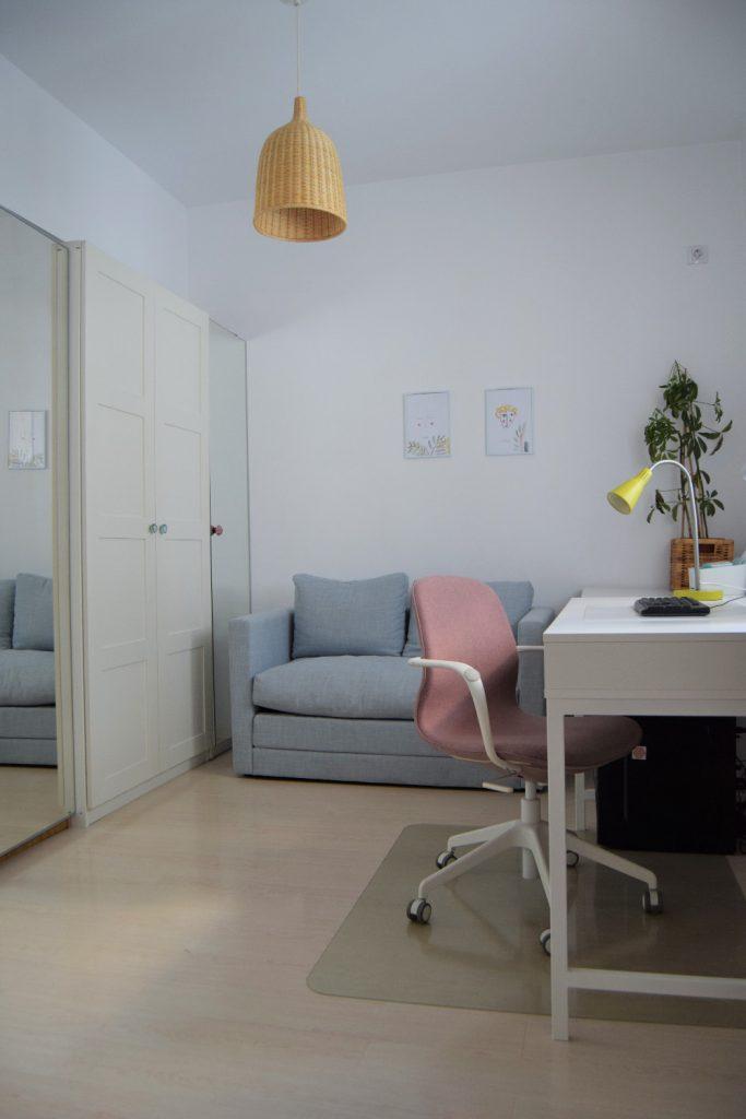 Amenajare apartament 3 camere birou