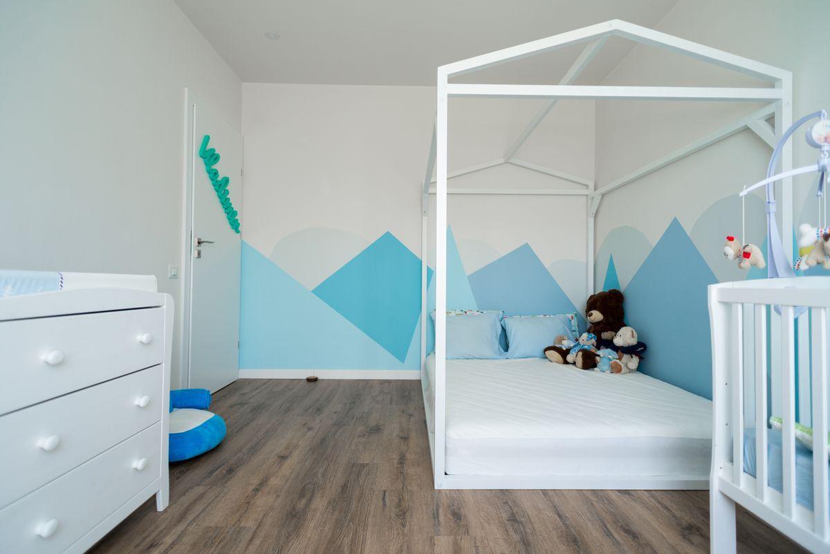 amenajare camera copilului