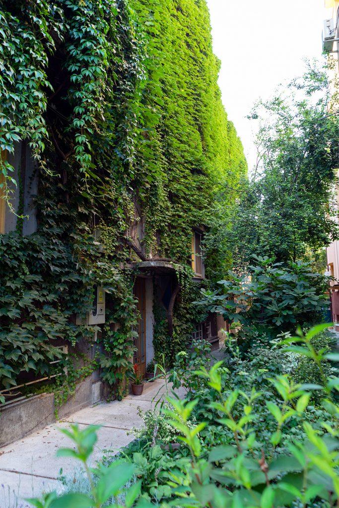 Casa Art Deco din Cotroceni
