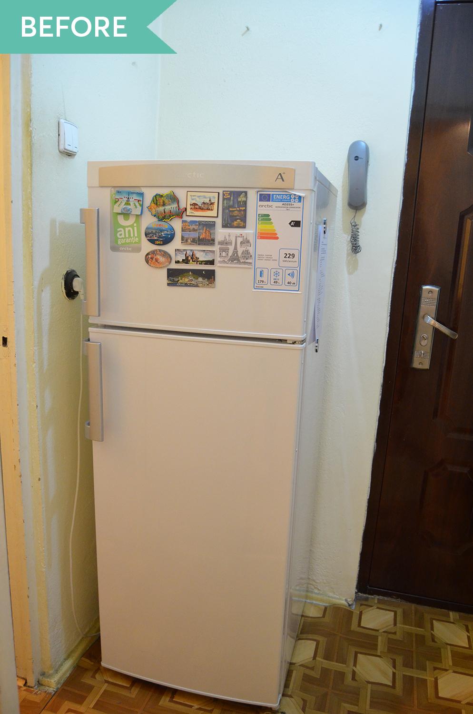 frigider before
