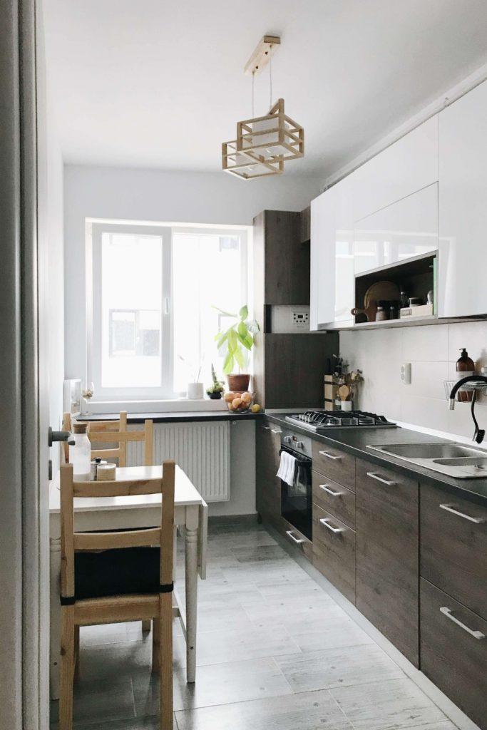 home tour - scandinav - doina vitu - bucătărie