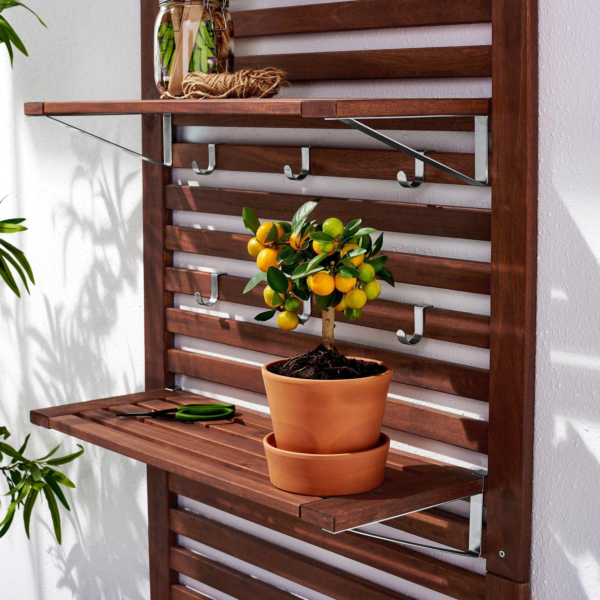 idei de depozitare balcon raft