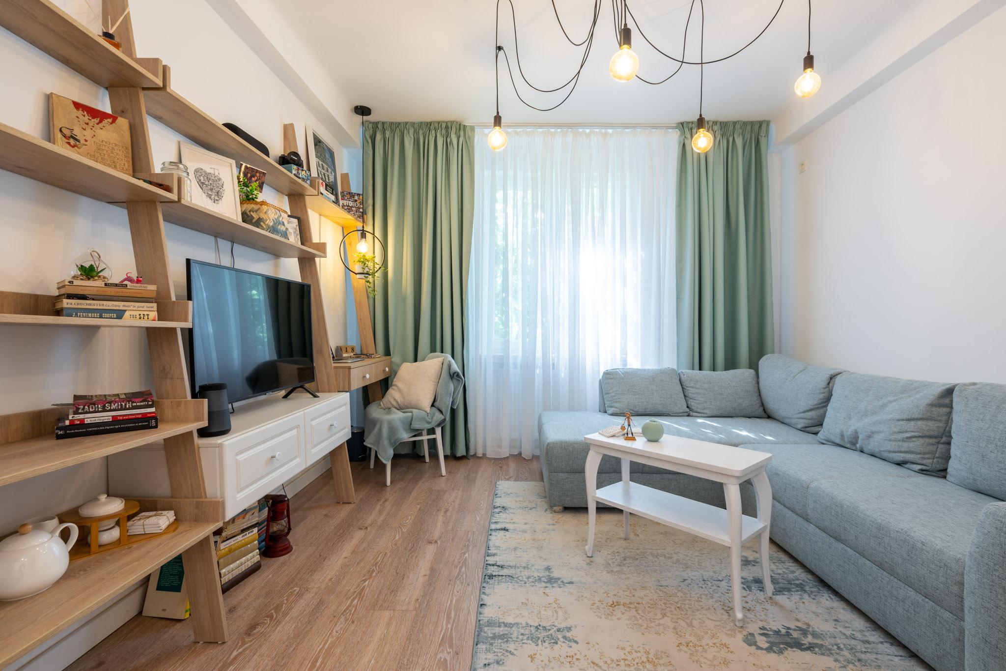 Amenajare apartament două camere - arh. Cristiana Zgripcea (1)