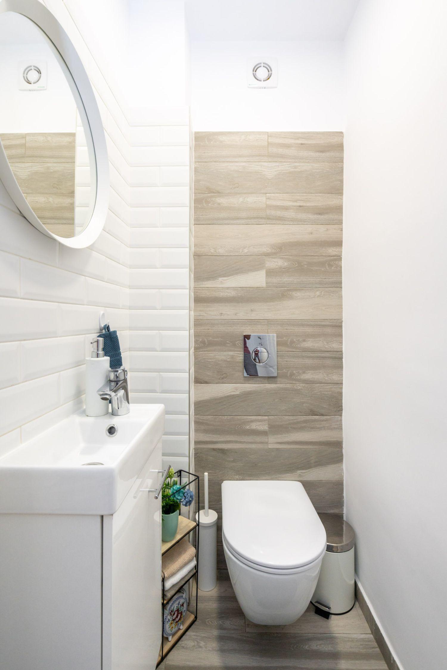 Baie în nuanțe neutre - Amenajare apartament două camere - arh. Cristiana Zgripcea (4)