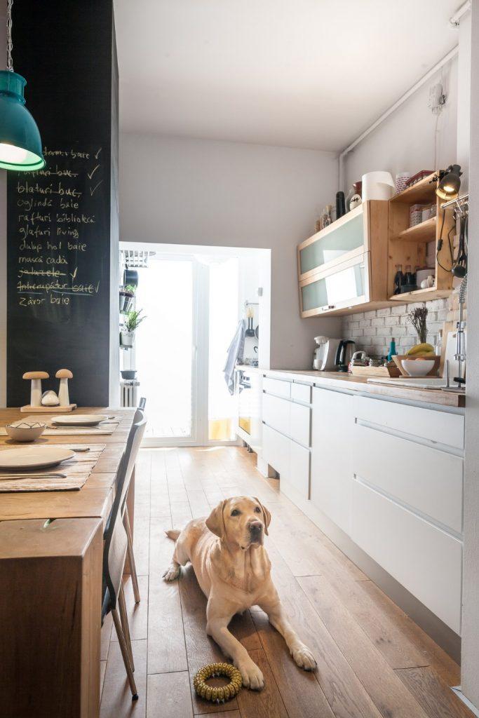 Bucătărie apartament 2 camere