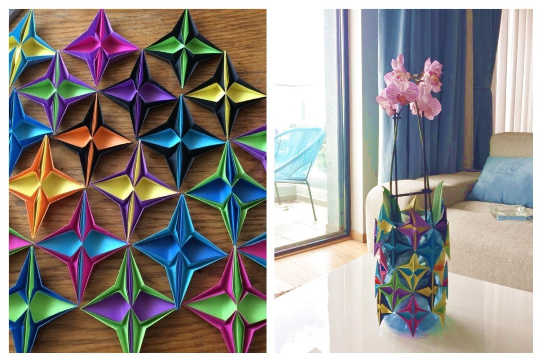 Cadou-origami