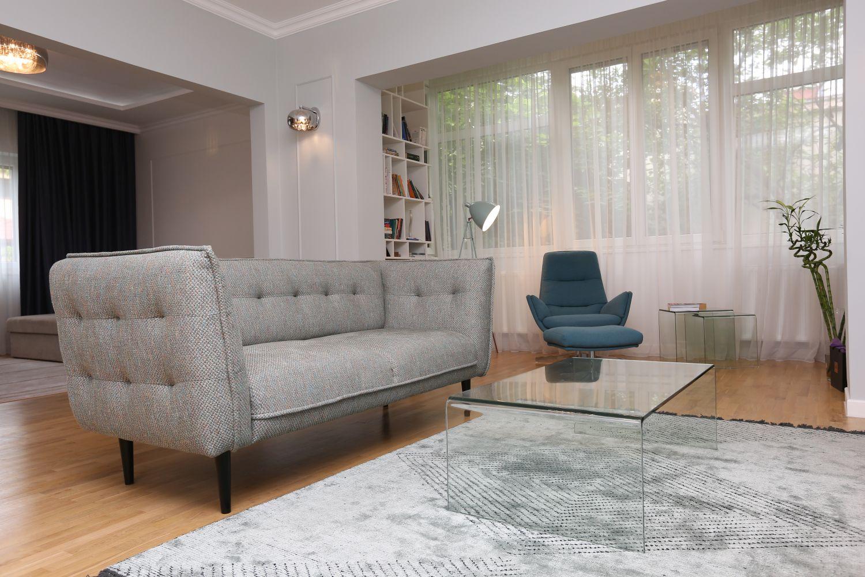 casa interbelica sufragerie