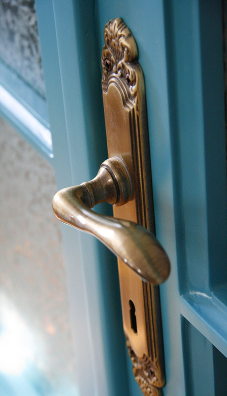 recondiționare ușă tip glasvand