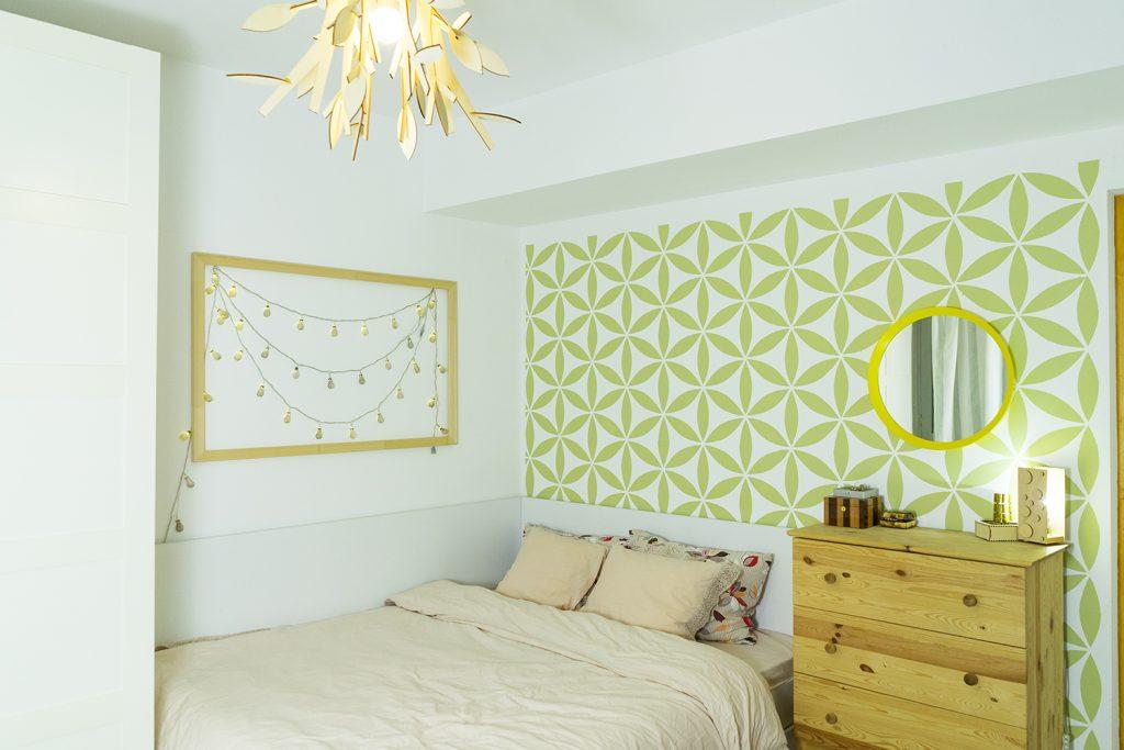 Dormitor DIY