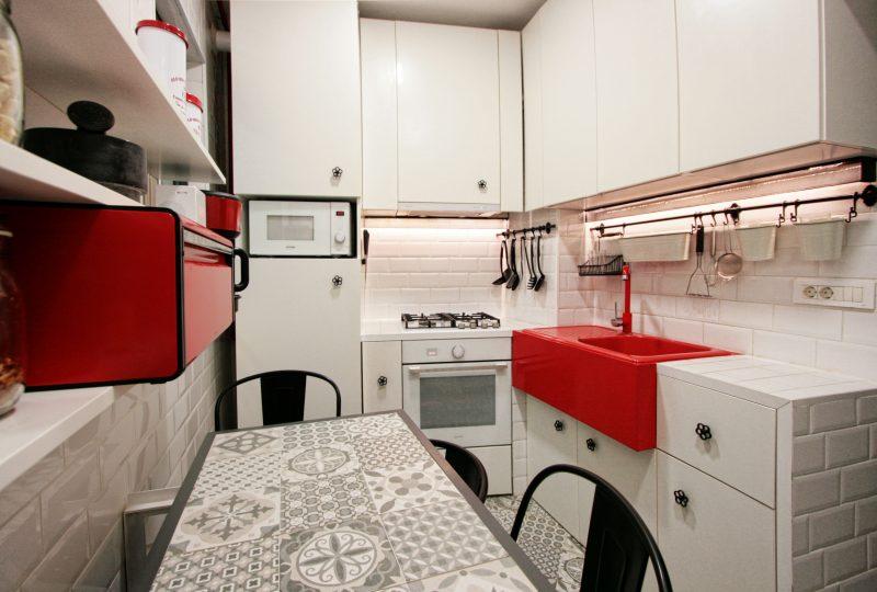 apartament interbelic mihail neagu bucatarie doi