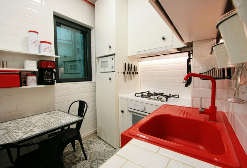 apartament interbelic mihail neagu bucatarie unu
