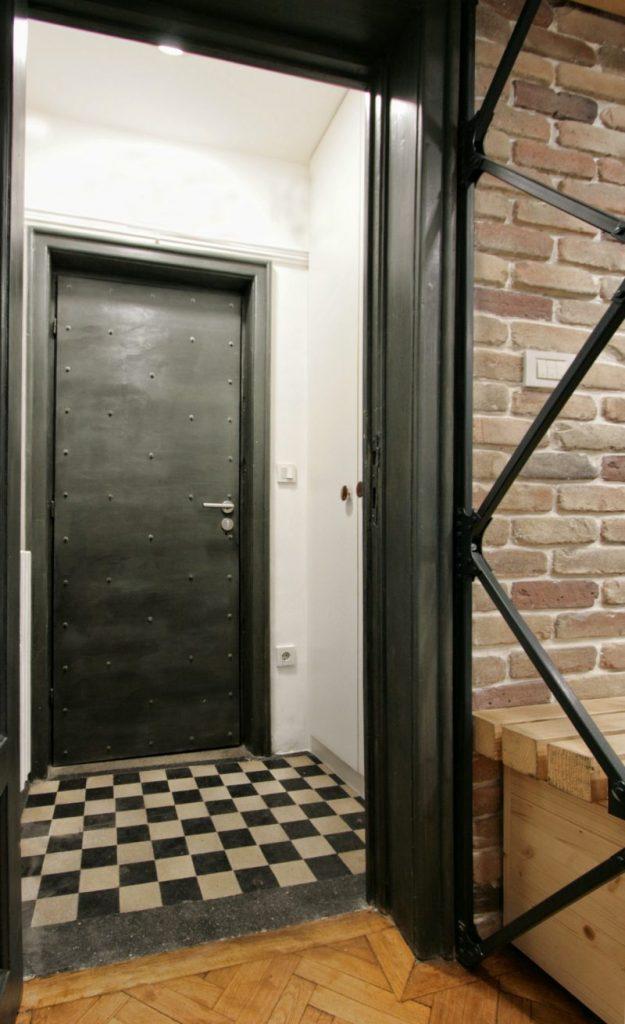 apartament interbelic mihail neagu hol