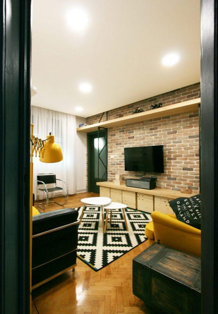 apartament interbelic mihail neagu living trei