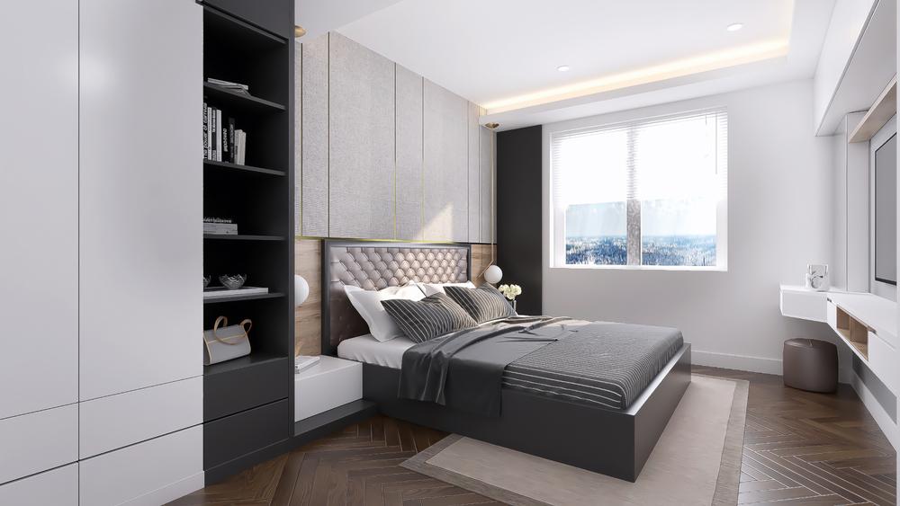 Depozitare pentru dormitor