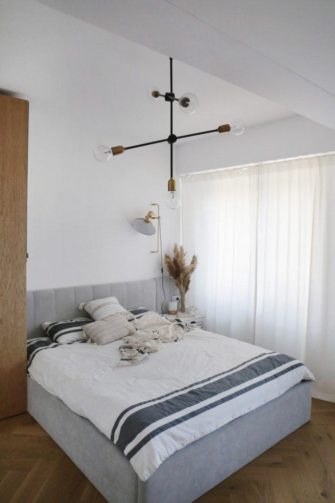 dormitor - home - tour
