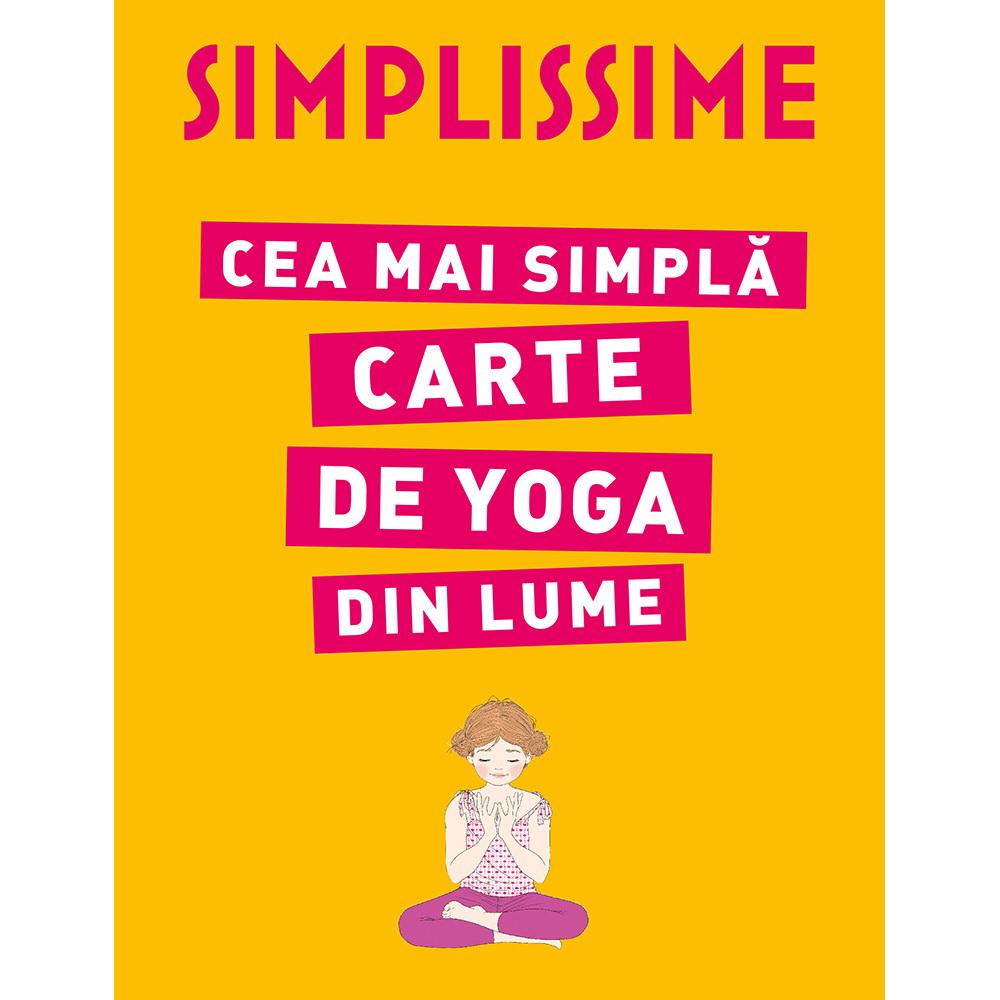 cea mai simplă carte de yoga