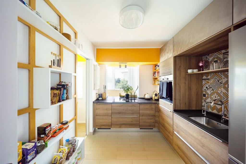 amenajare apartament bucuresti bucatarie