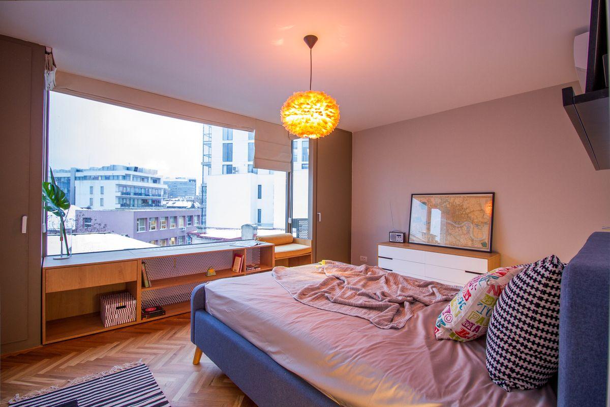 amenajare nordica dormitor