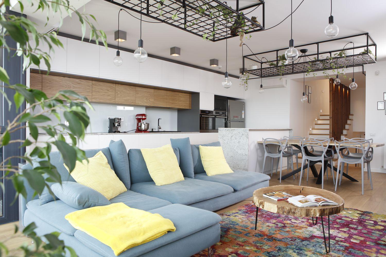 penthouse apartament de trei camere