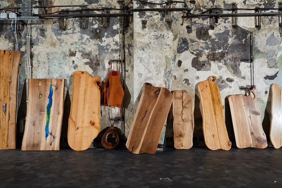 Pupazan tocator lemn