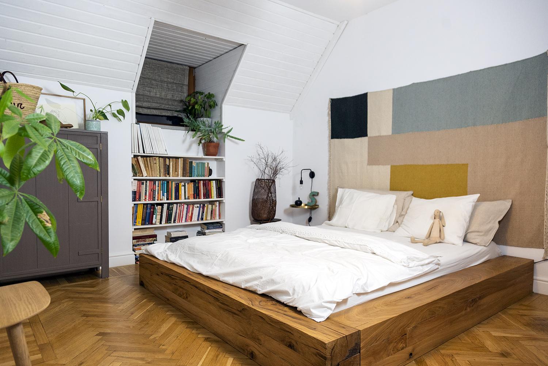 amenajari dormitoare stil scandinav