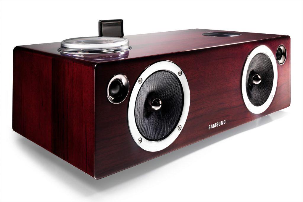 Wireless Audio-Dock E750 de la Samsung