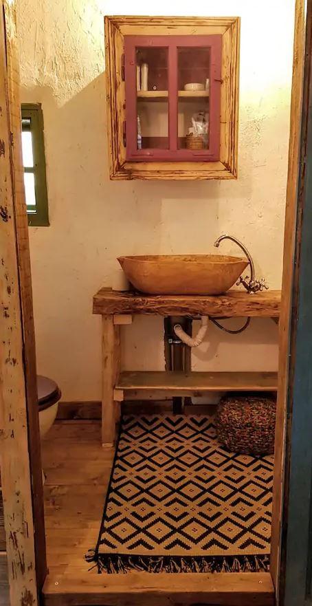 amenajare baie tradițională