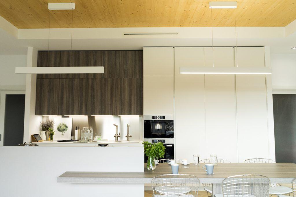 casă pasivă otopeni bucătărie