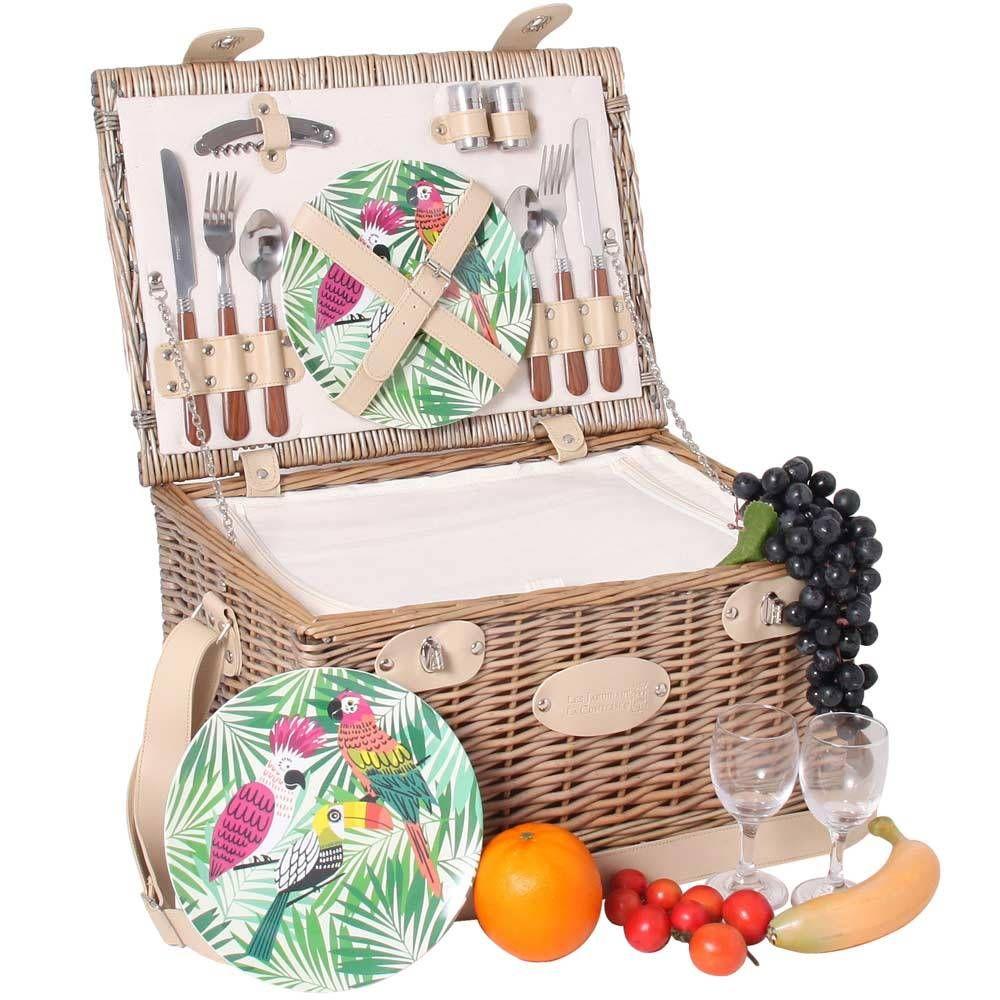 coș pentru picnic