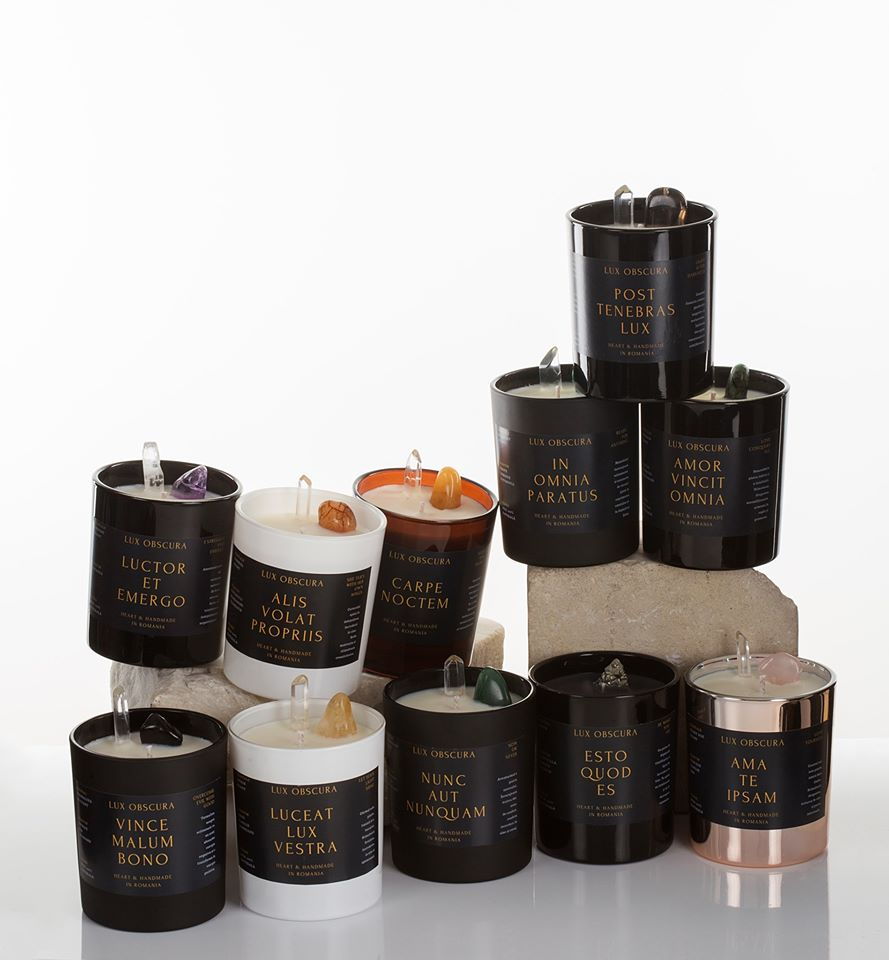 Lux Obscura Candles