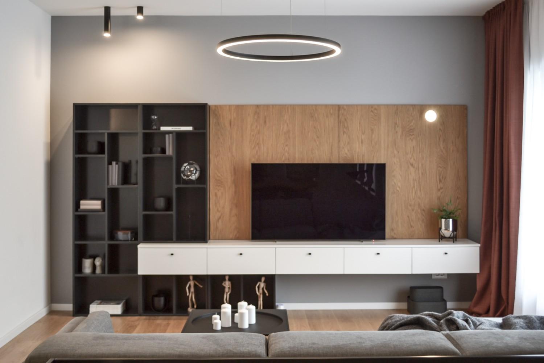 1 living si dining O - casa titus aa design lab
