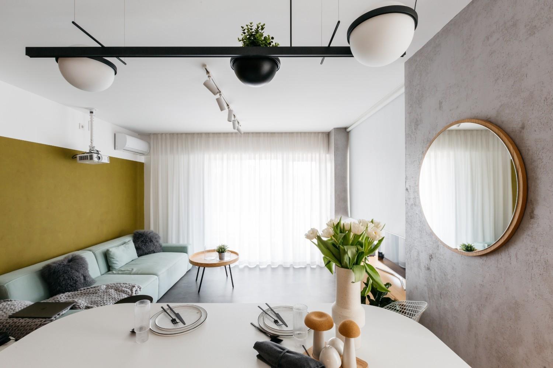 1 pardoseala - interior B1 atelier unuplusunu