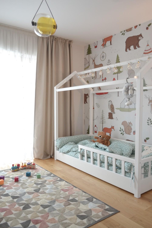 13 camera copilului - casa titus aa design lab