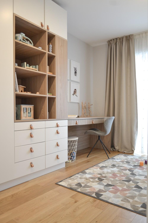 15 camera copilului - casa titus aa design lab