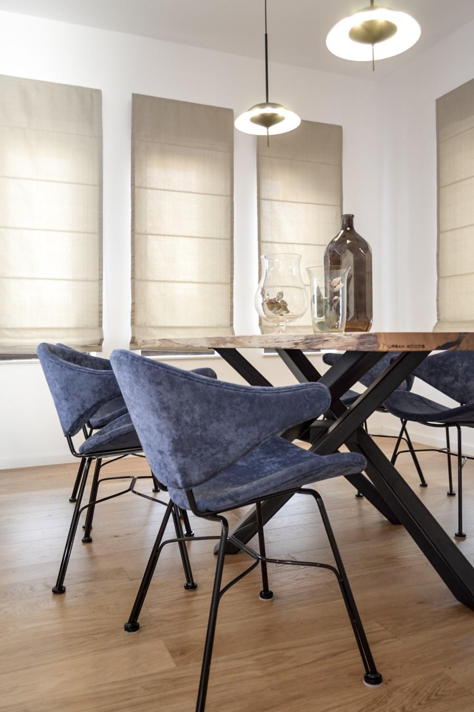 4 living si dining V - casa titus aa design lab