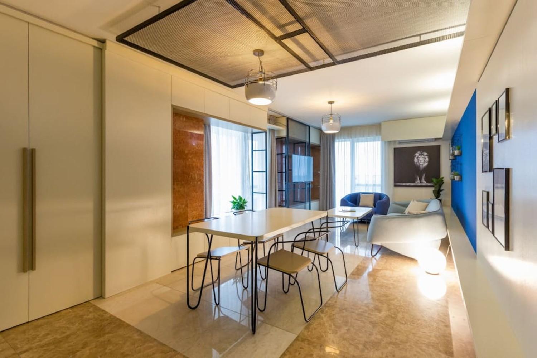 5 ușă culisantă terasă - dan andreșan - tangent table apartment