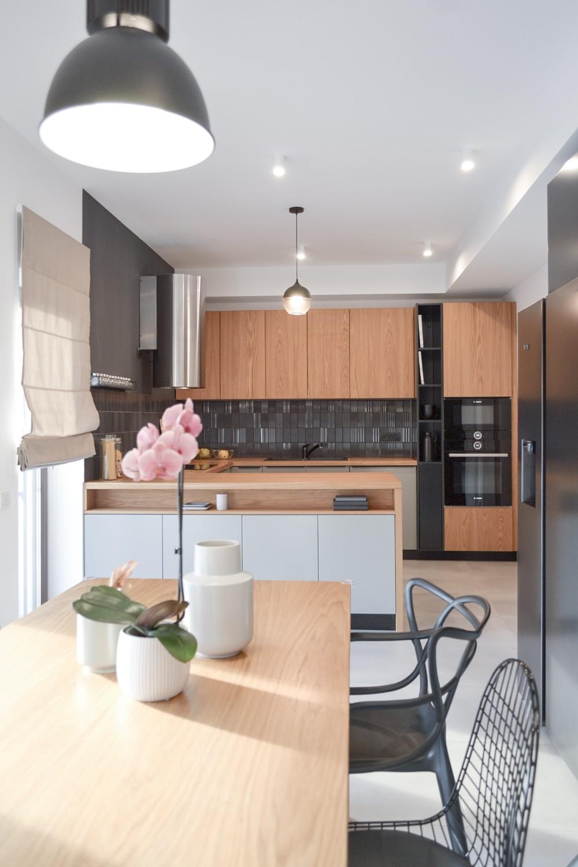 9 bucatarie - casa titus aa design lab