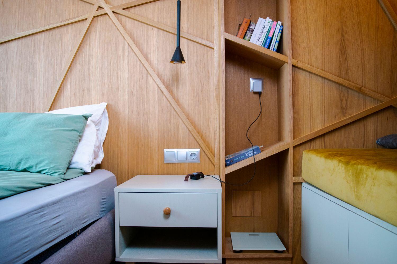 Dormitor modern - amenajare Pibo Projects Cluj Napoca (2)