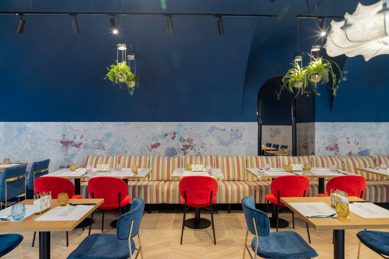 Quisine Timisoara - Amenajare restaurant Pure Mess Design (10)