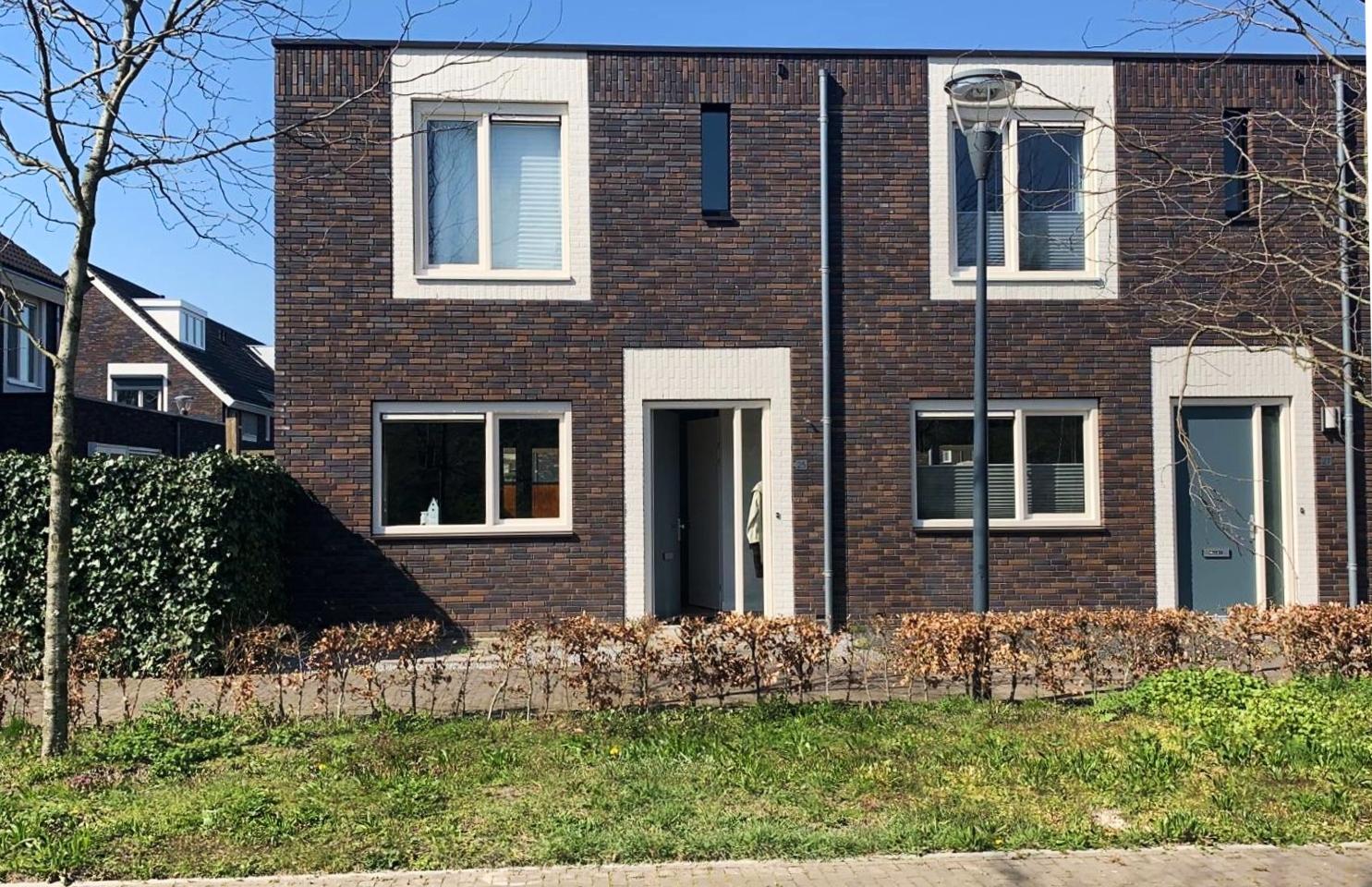 O casă cu suflet olandez