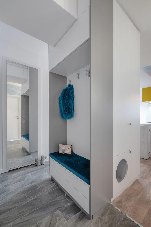 apartament modern hol