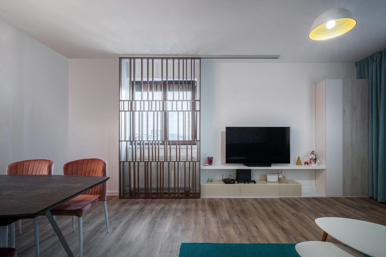 apartament modern living