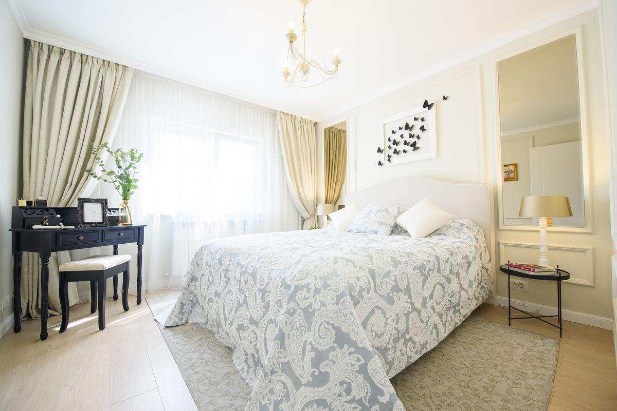 apartament de 3 camere dormitor