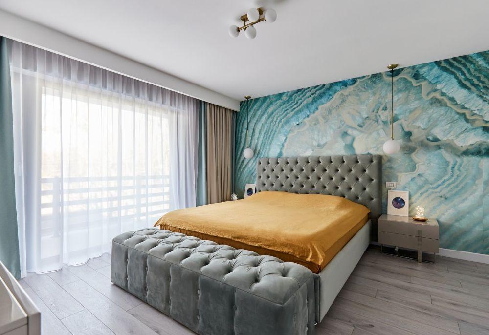 dormitorul matrimonial
