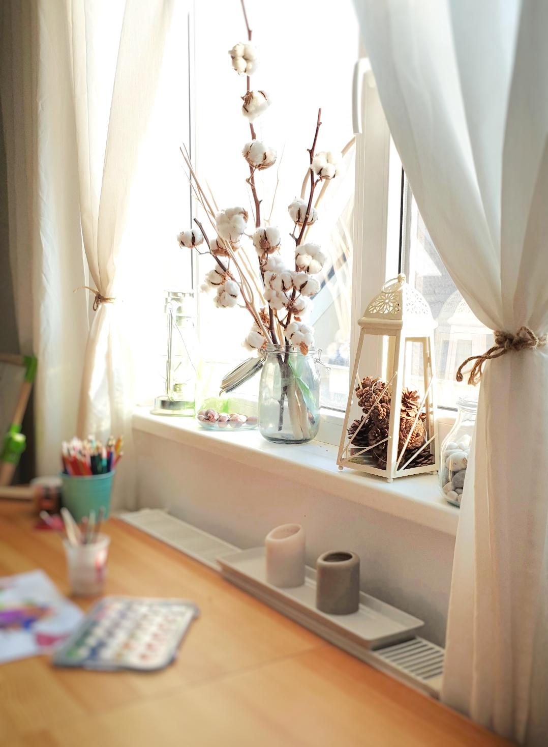 elemente naturale la geam