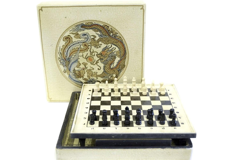 hobby-uri creative șah